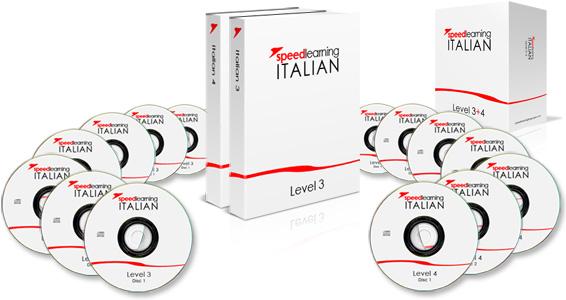 Italian 3+4